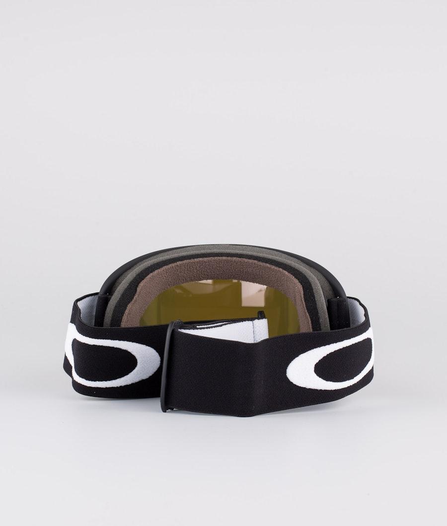 Oakley O Frame 2.0 Pro XL Skibriller Black With Fire Iridium & Persimmon Lens