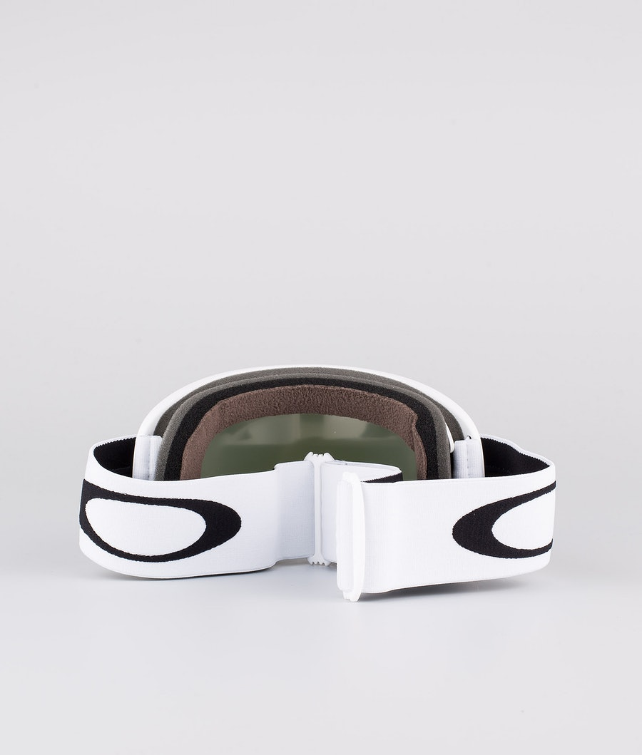 Oakley O Frame 2.0 Pro XL Skibriller White With Violet Iridium & Persimmon Lens