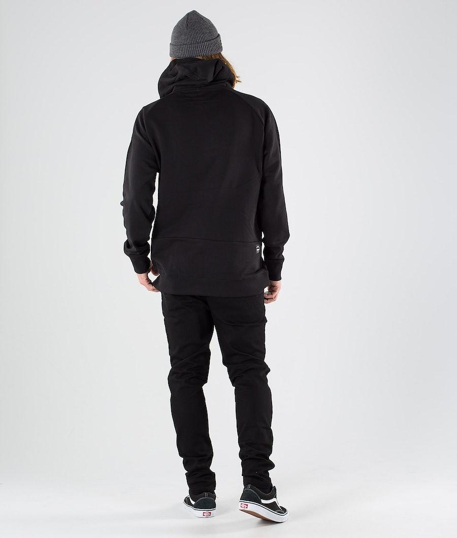 Dope Plain 2X-up Hoodie Black