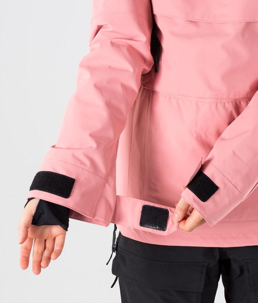 Montec Dune W Women's Snowboard Jacket Pink