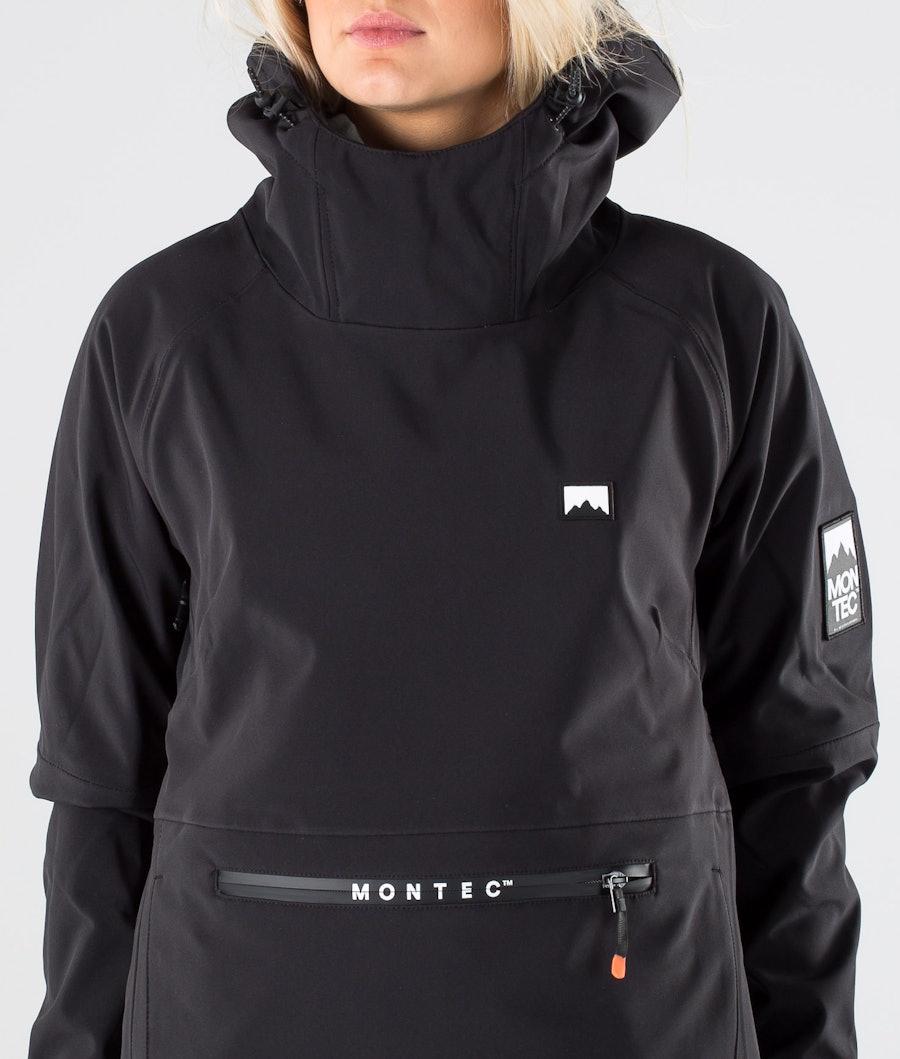Montec Tempest W Women's Snowboard Jacket Black