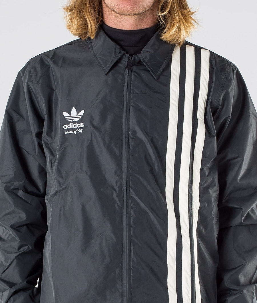 Adidas Snowboarding Civilian Snowboard Jacket Carbon/Active Blue/Cream White