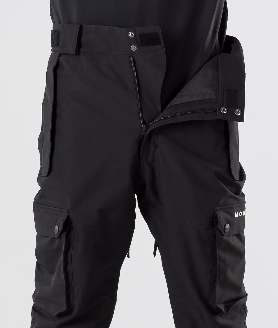 Montec Doom Snowboard Pants Black