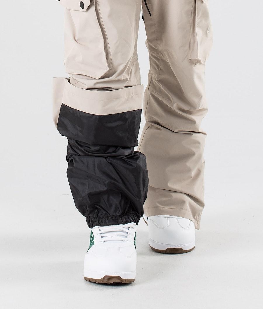 Montec Doom Snowboard Pants Desert