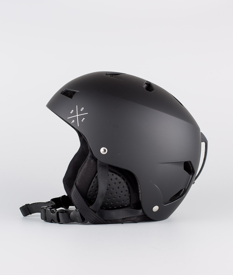 Bern Macon Dope 2X-UP Eps Boa Casque de Ski Matt Black