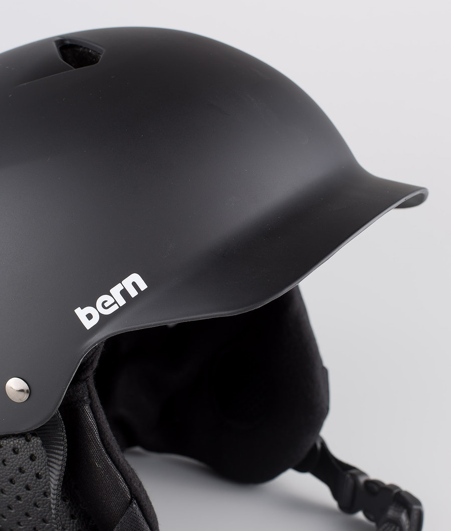 Bern Watts Dope 2X-UP Eps Boa Casco Sci Matt Black