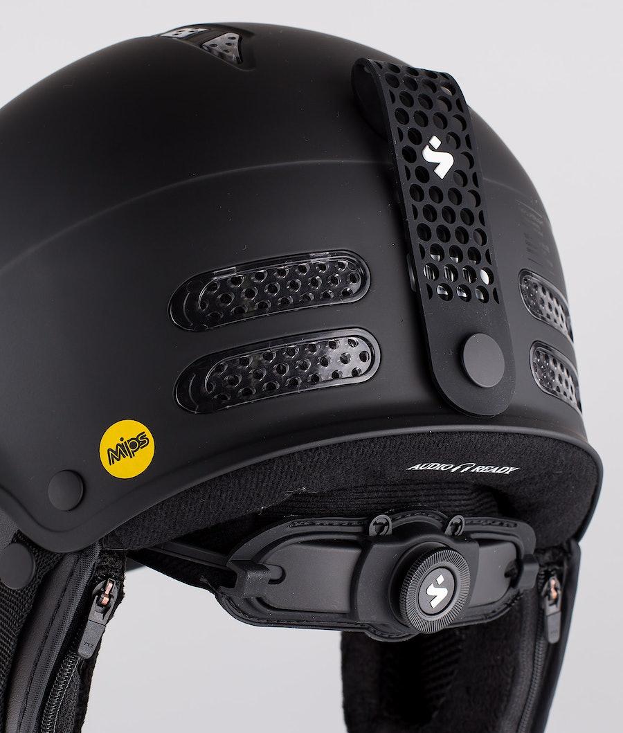 Sweet Protection Igniter II MIPS Ski Helmet Dirt Black