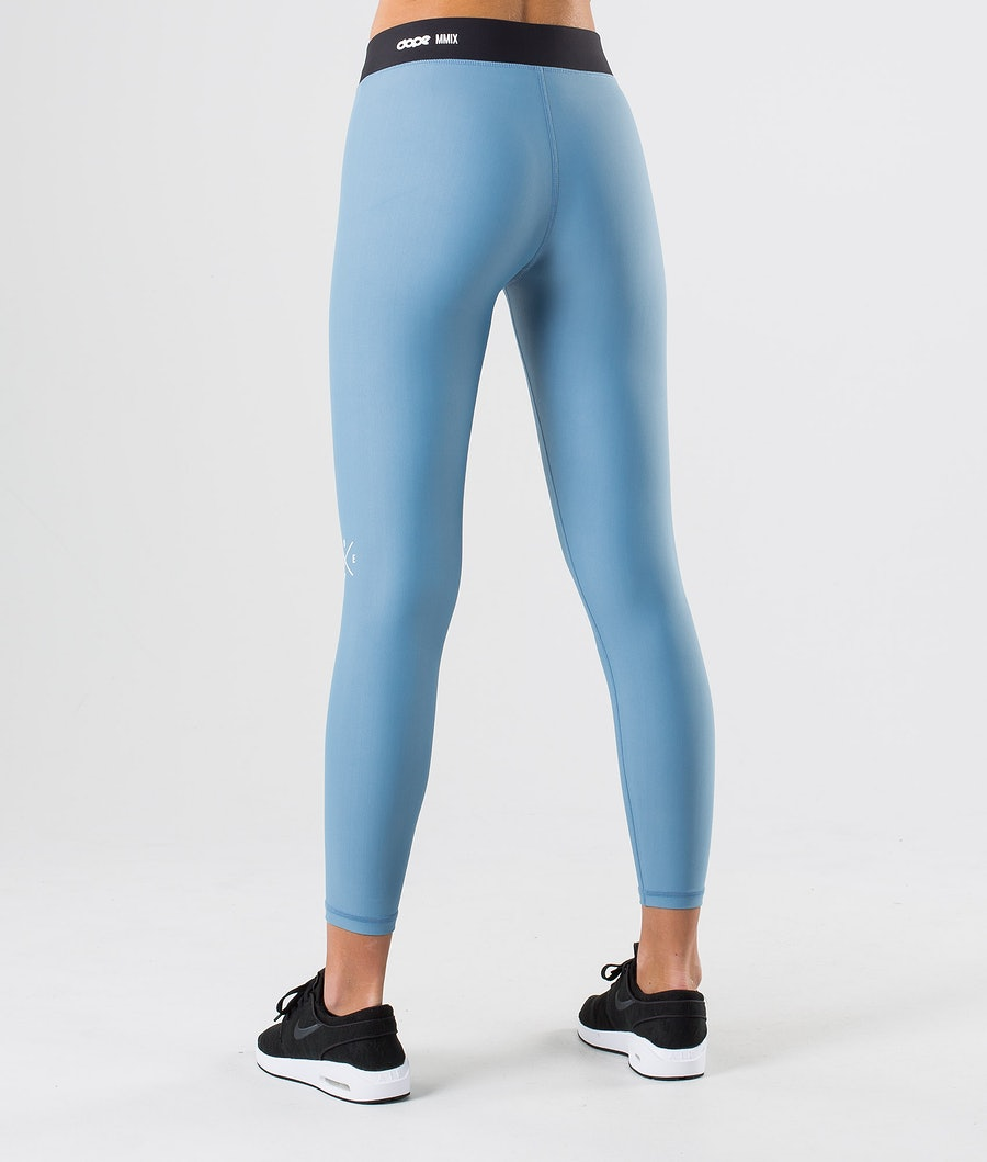 Dope Razor Leggings Damen Blue