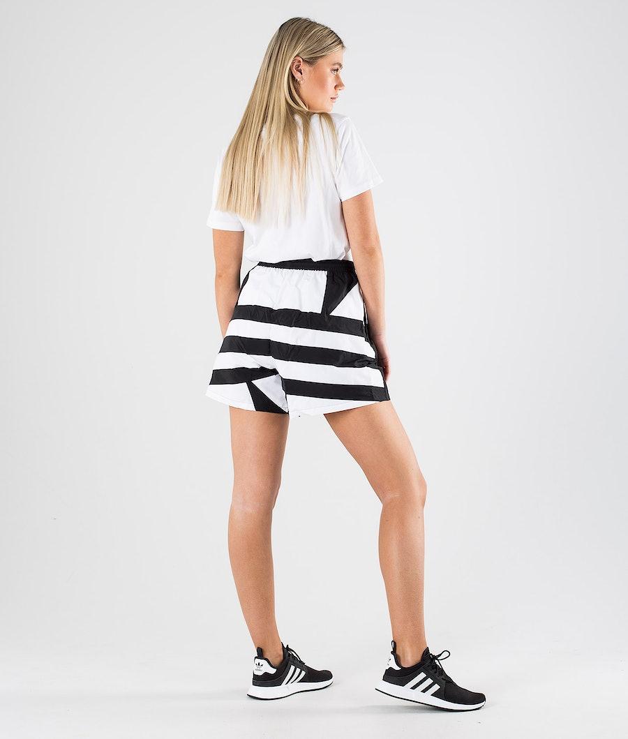 Adidas Originals Lrg Logo Short    Short Femme Black/White