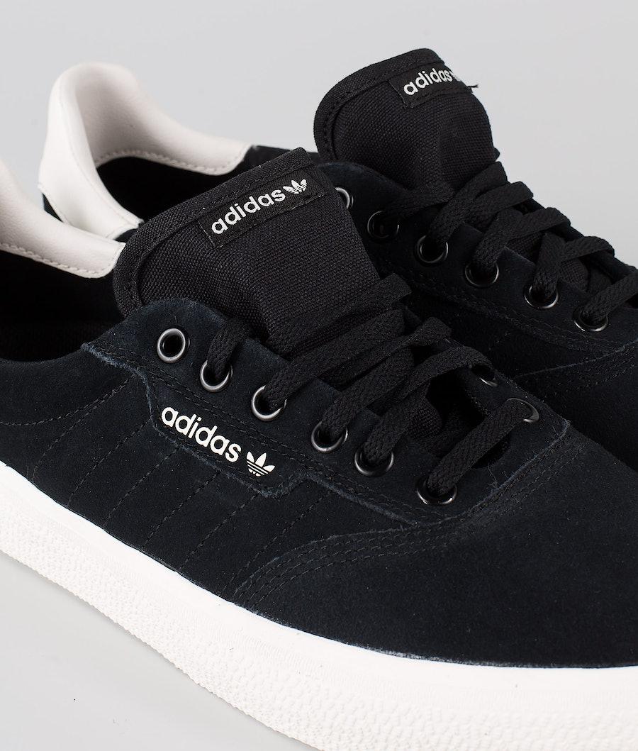 Adidas Skateboarding 3MC Skor Core Black/Cloud White/Cloud White