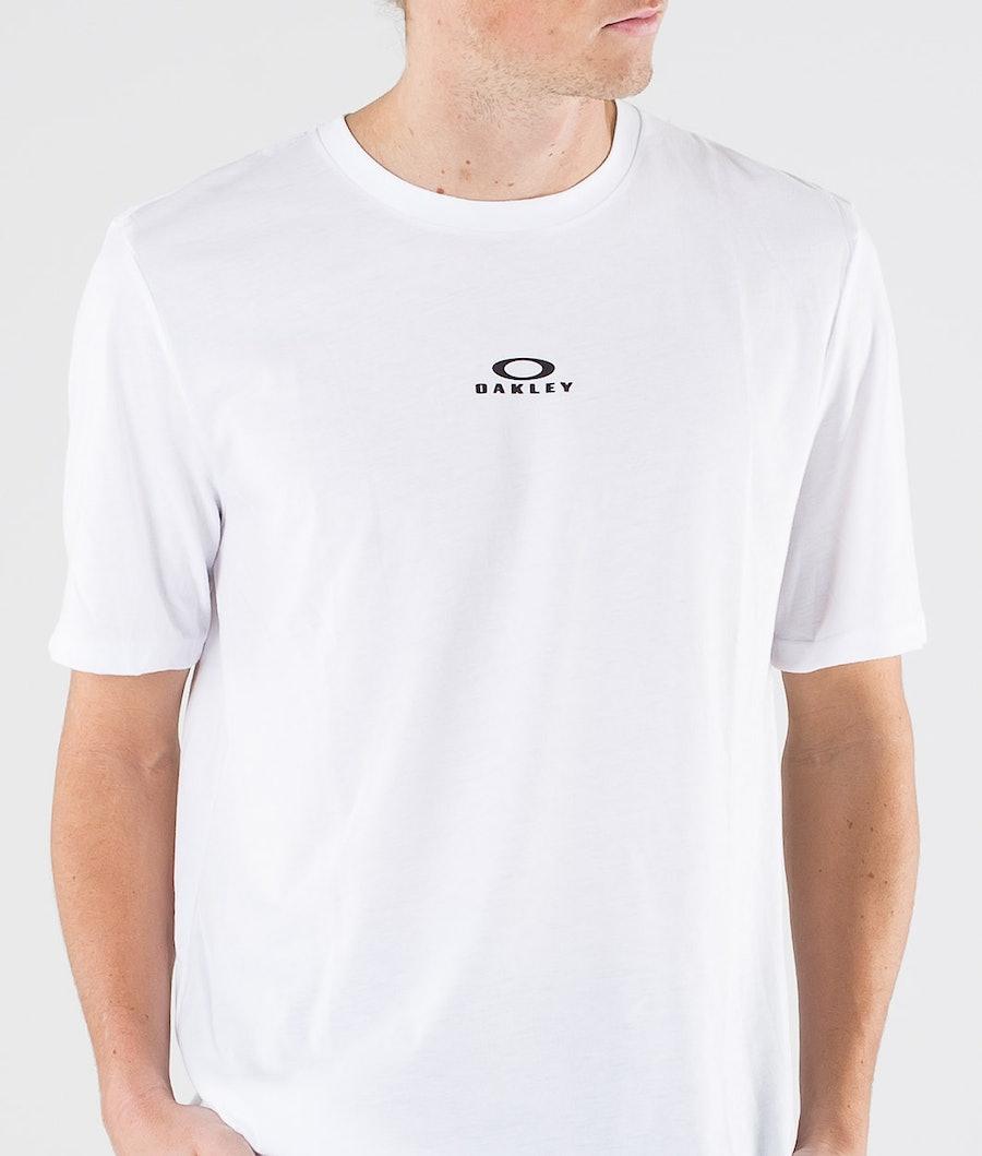 Oakley Bark New T-shirt White