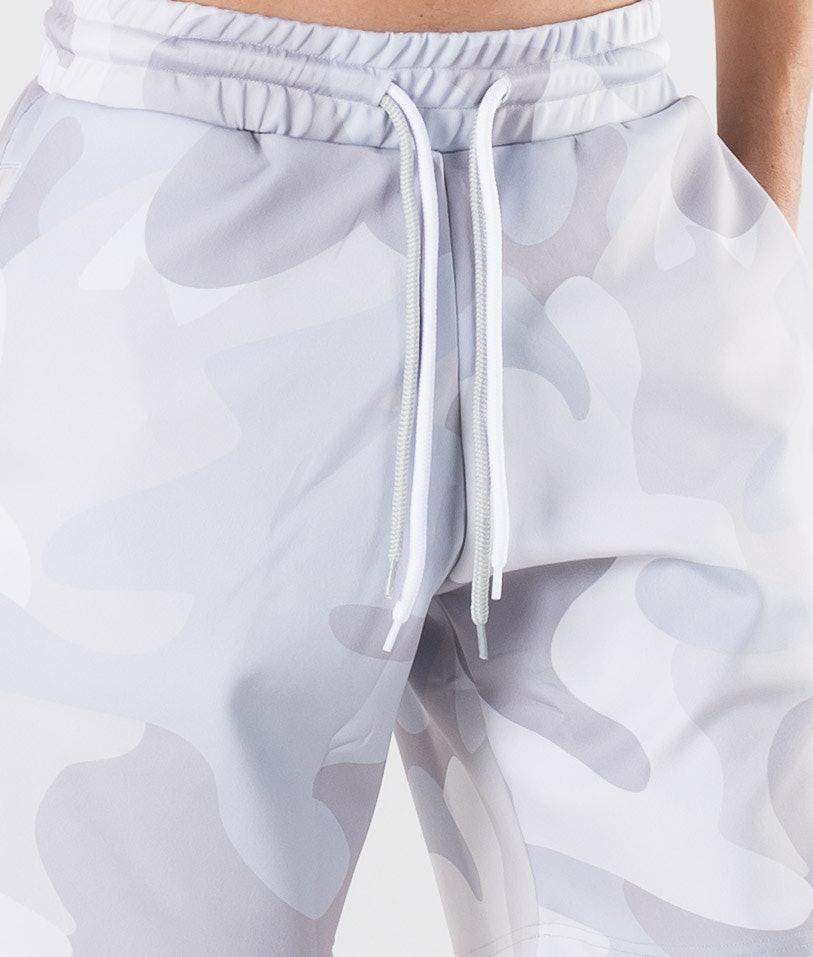 SQRTN CB Sketch Shorts Grey Camo