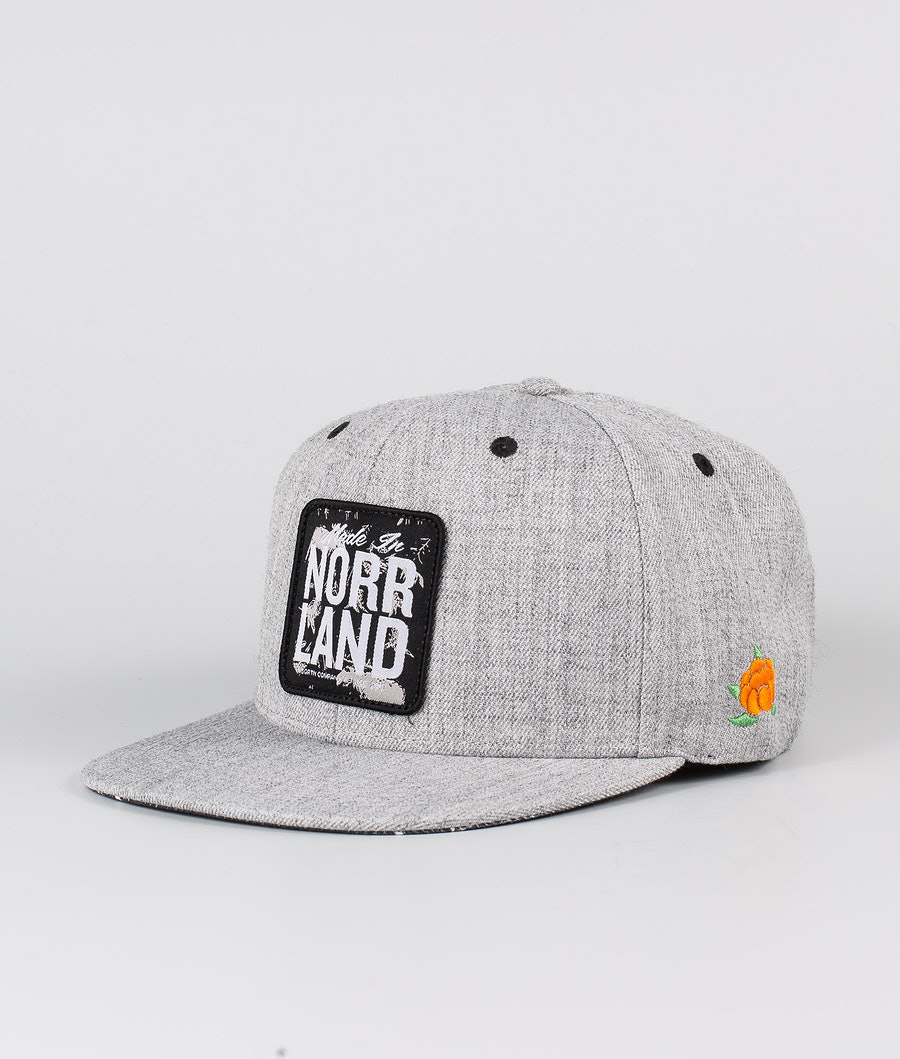 SQRTN Made In Patch Keps Grey