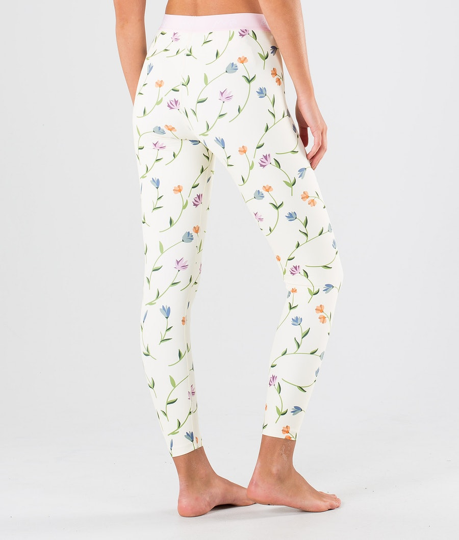 Eivy icecold Tights Pantaloni Termici Donna Dangling Florals