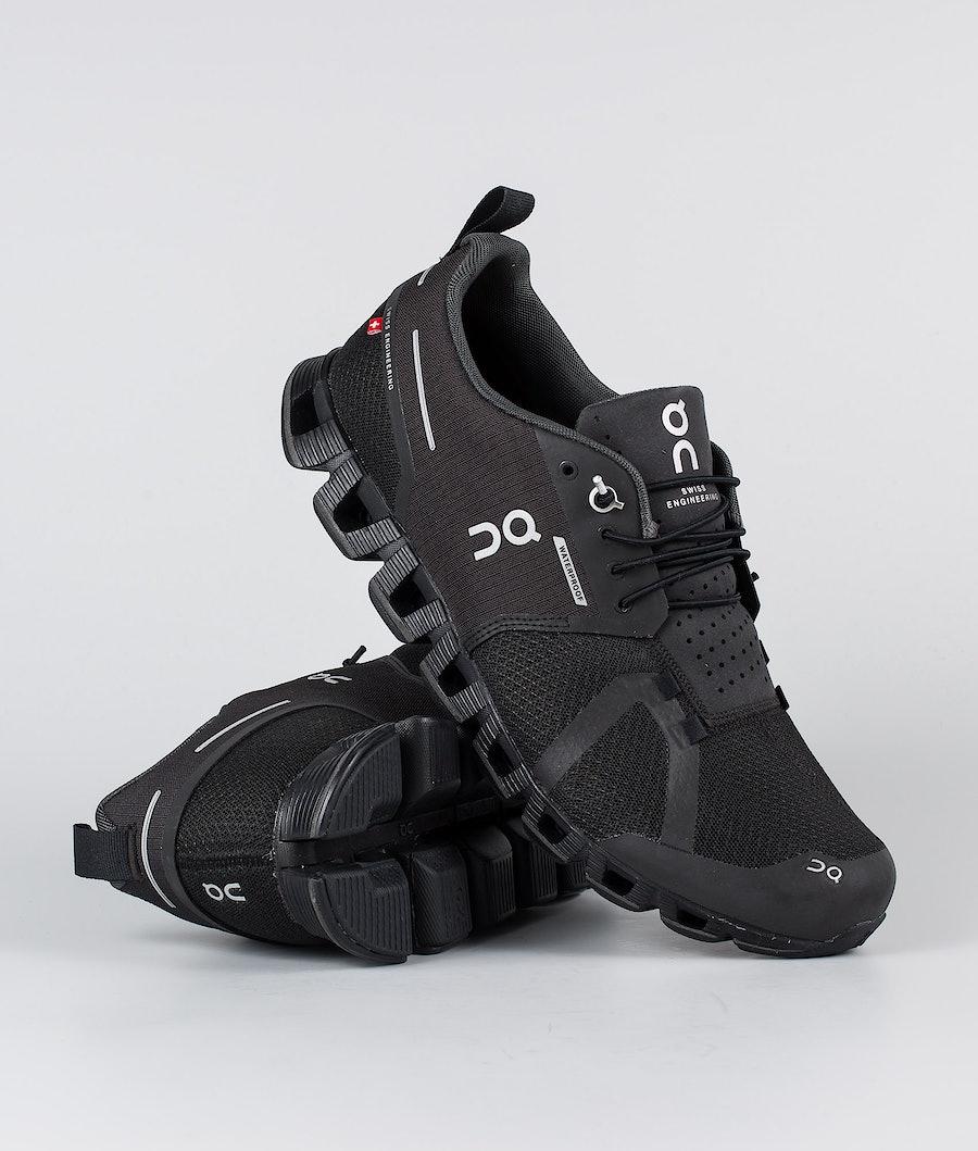 On Shoes Cloud Waterproof Shoes Black/Lunar