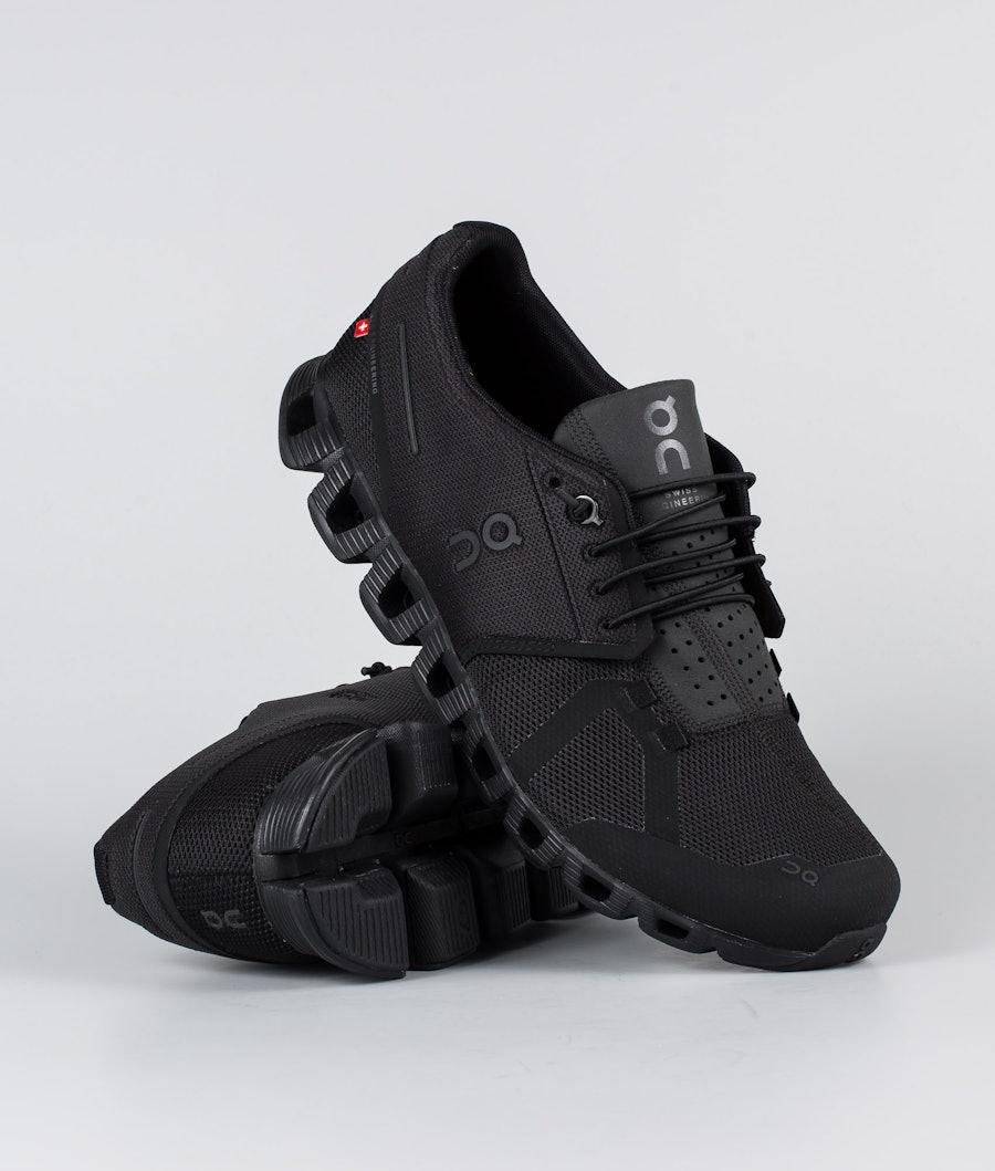 On Shoes Cloud Scarpe All Black