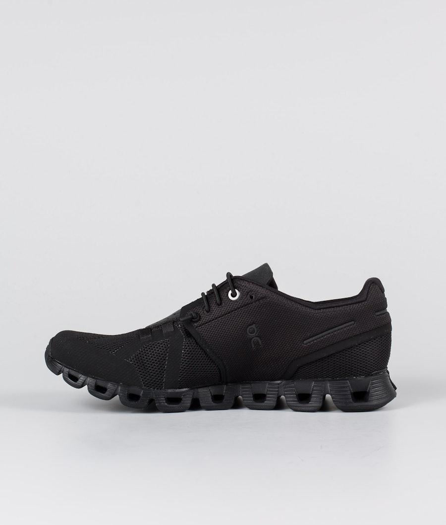 On Shoes Cloud Women's Shoes All Black