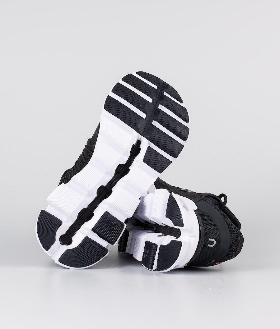 On Shoes Cloudswift Women's Shoes Black/Rock