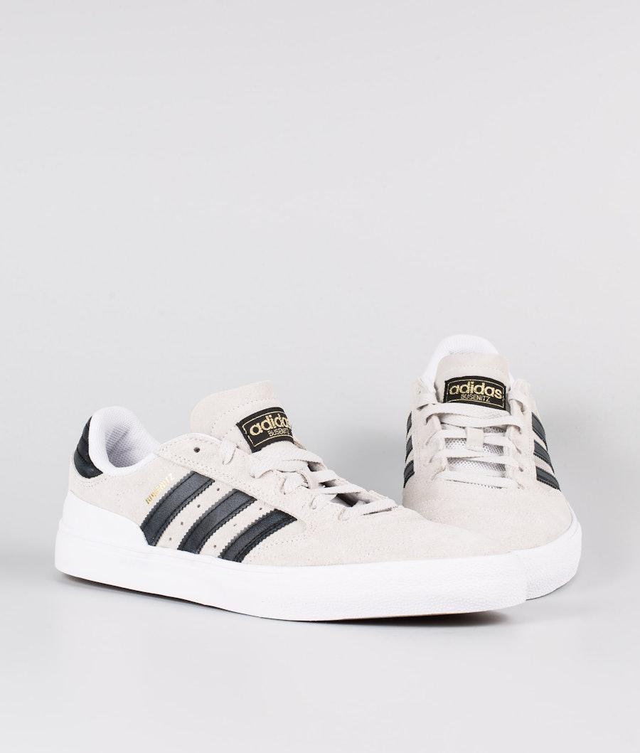 Adidas Skateboarding Busenitz Vulc II  Skor Footwear White/Core Black/Gum4