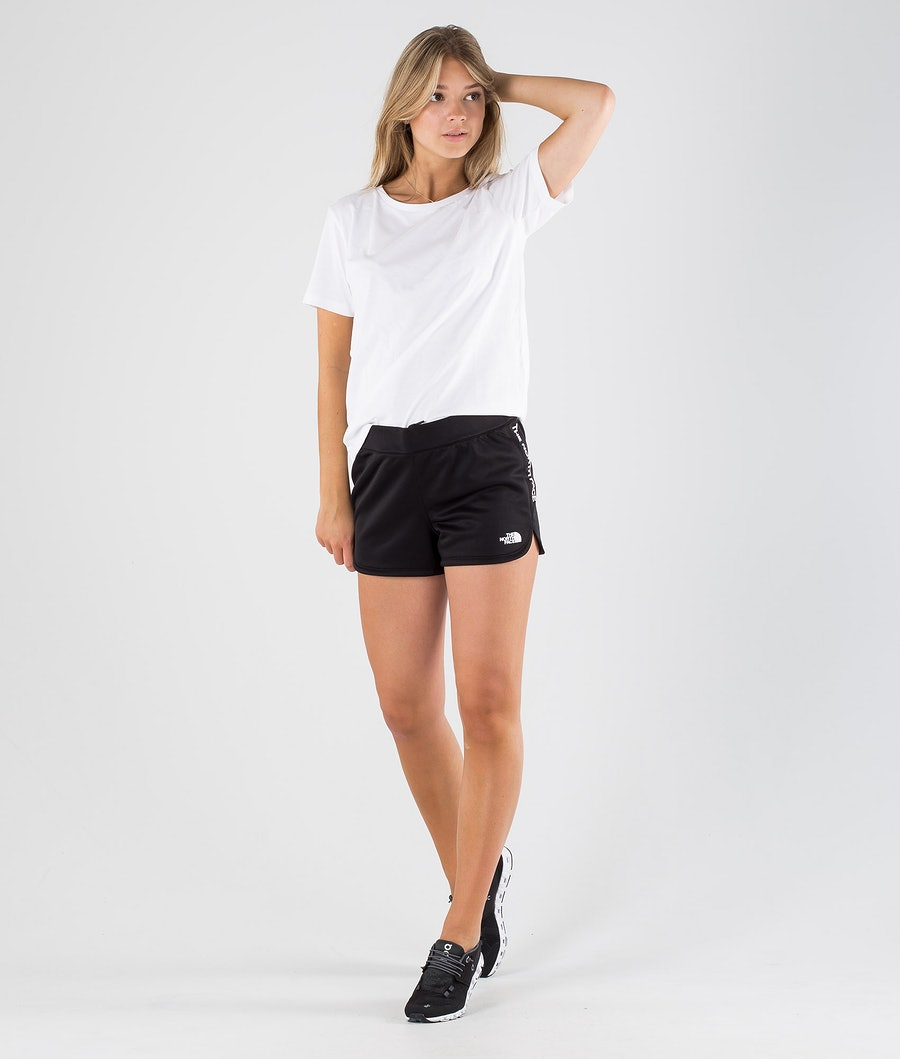 The North Face Train N Logo Women's Shorts Tnf Black