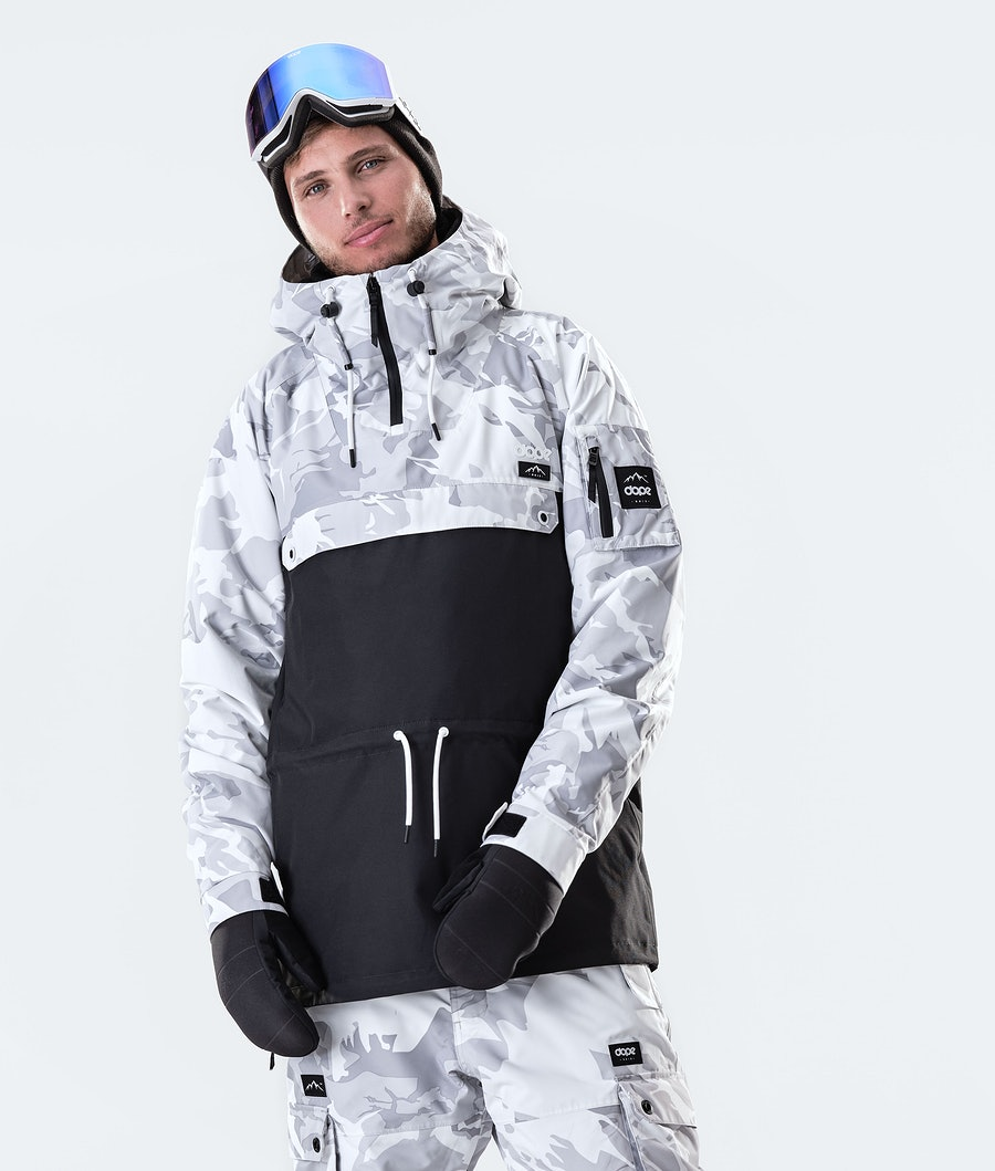 Dope Annok Skijacke Tucks Camo/Black