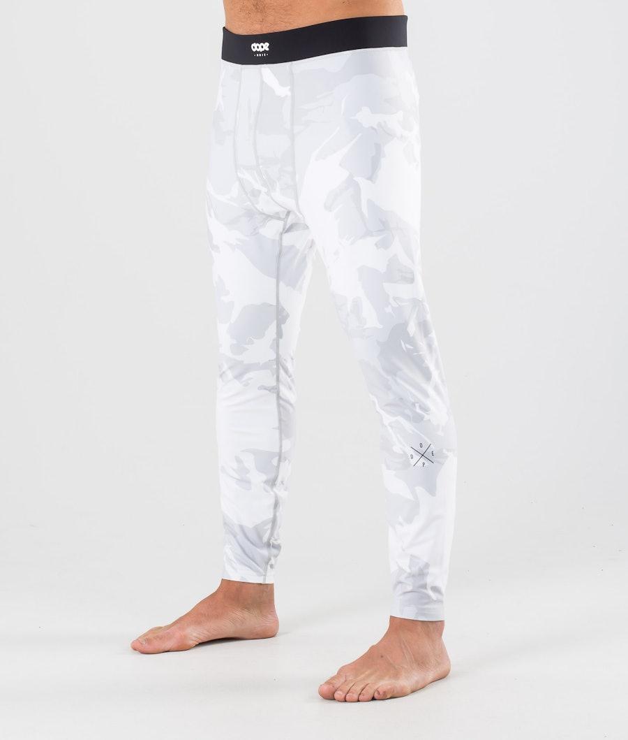 Snuggle 2X-UP Base Layer Pant Men Tucks Camo