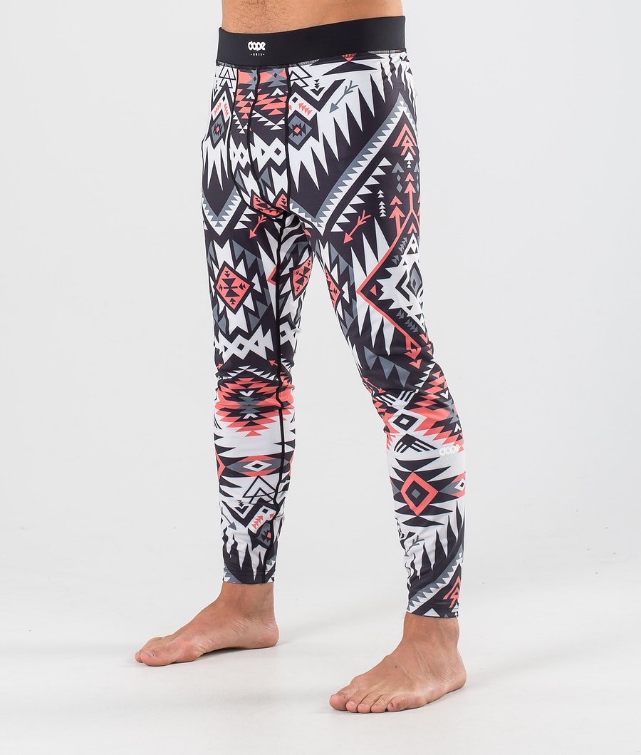 Dope Snuggle OG Base Layer Pant Arrow Red