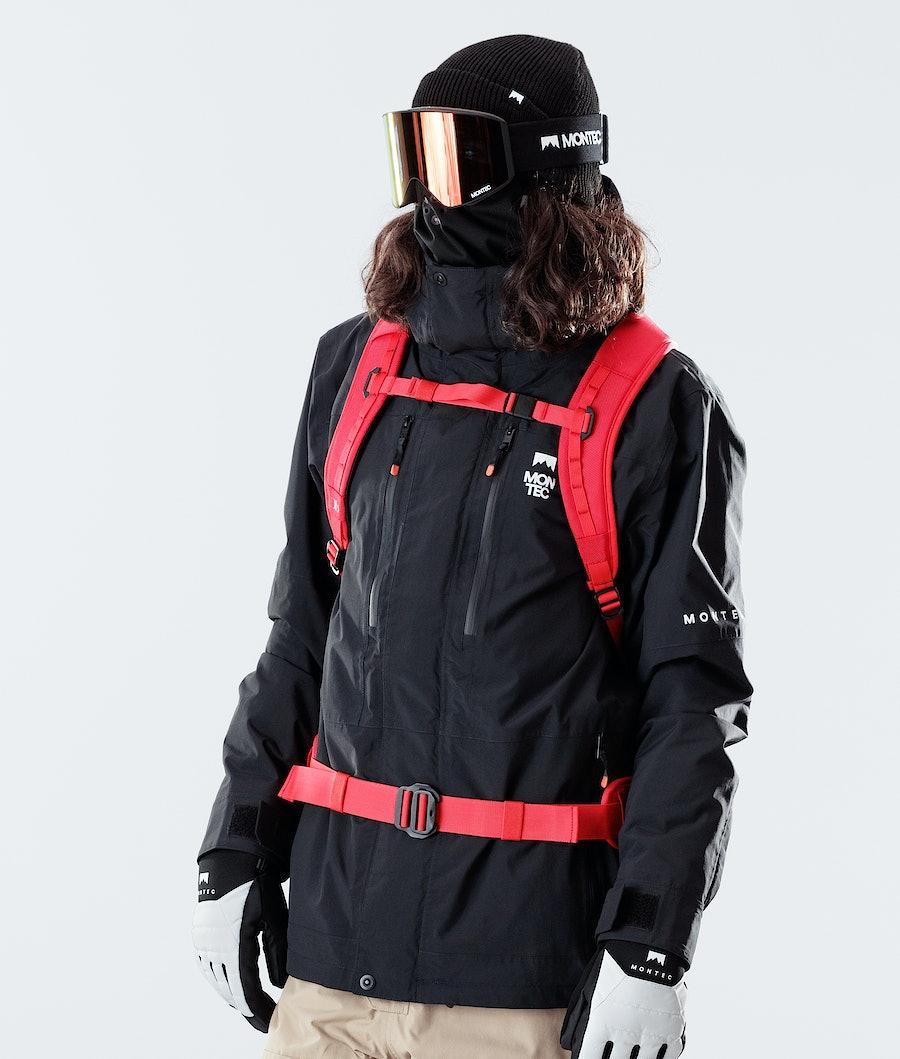 Montec Fawk Ski Jacket Black