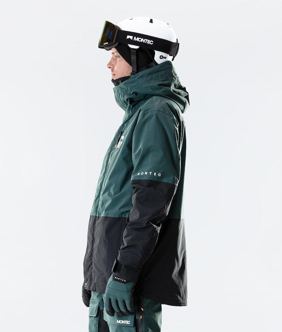 Montec Fawk Snowboard Jacket Dark Atlantic/Black