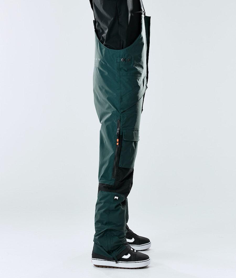 Montec Fawk Snowboard Pants Dark Atlantic/Black