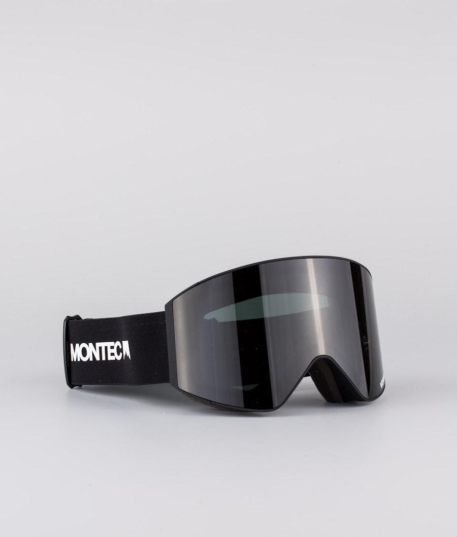 Scope Medium Ski Goggles Men Black W/ Black Black