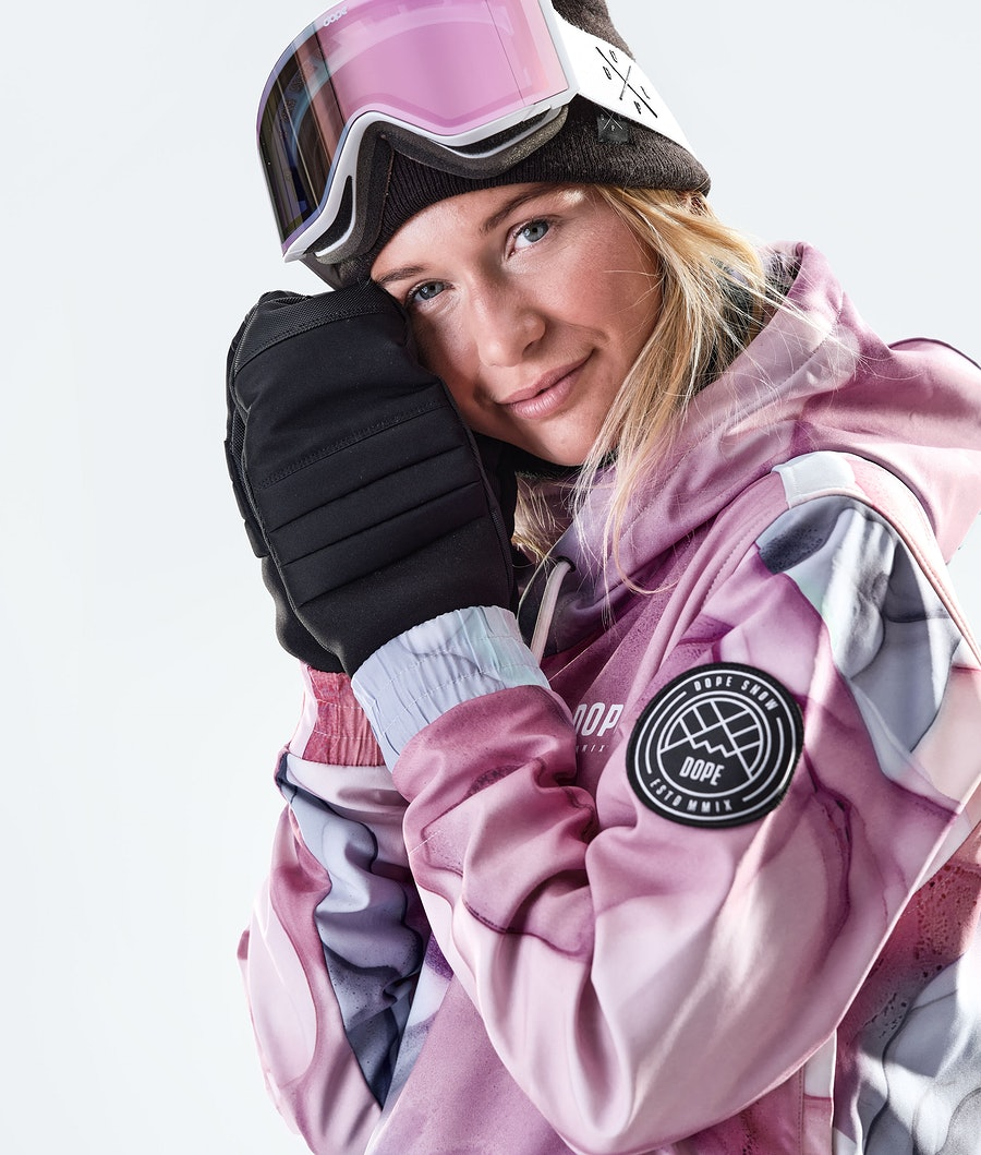 Dope Wylie W Snowboardjacke Damen Mirage