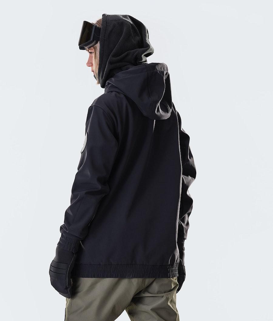 Dope Wylie W 10k Snowboardjacke Damen Black