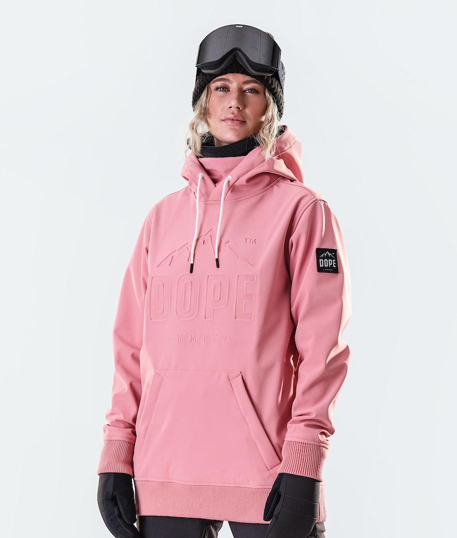 Yeti EMB Snowboard Jacket Women Pink