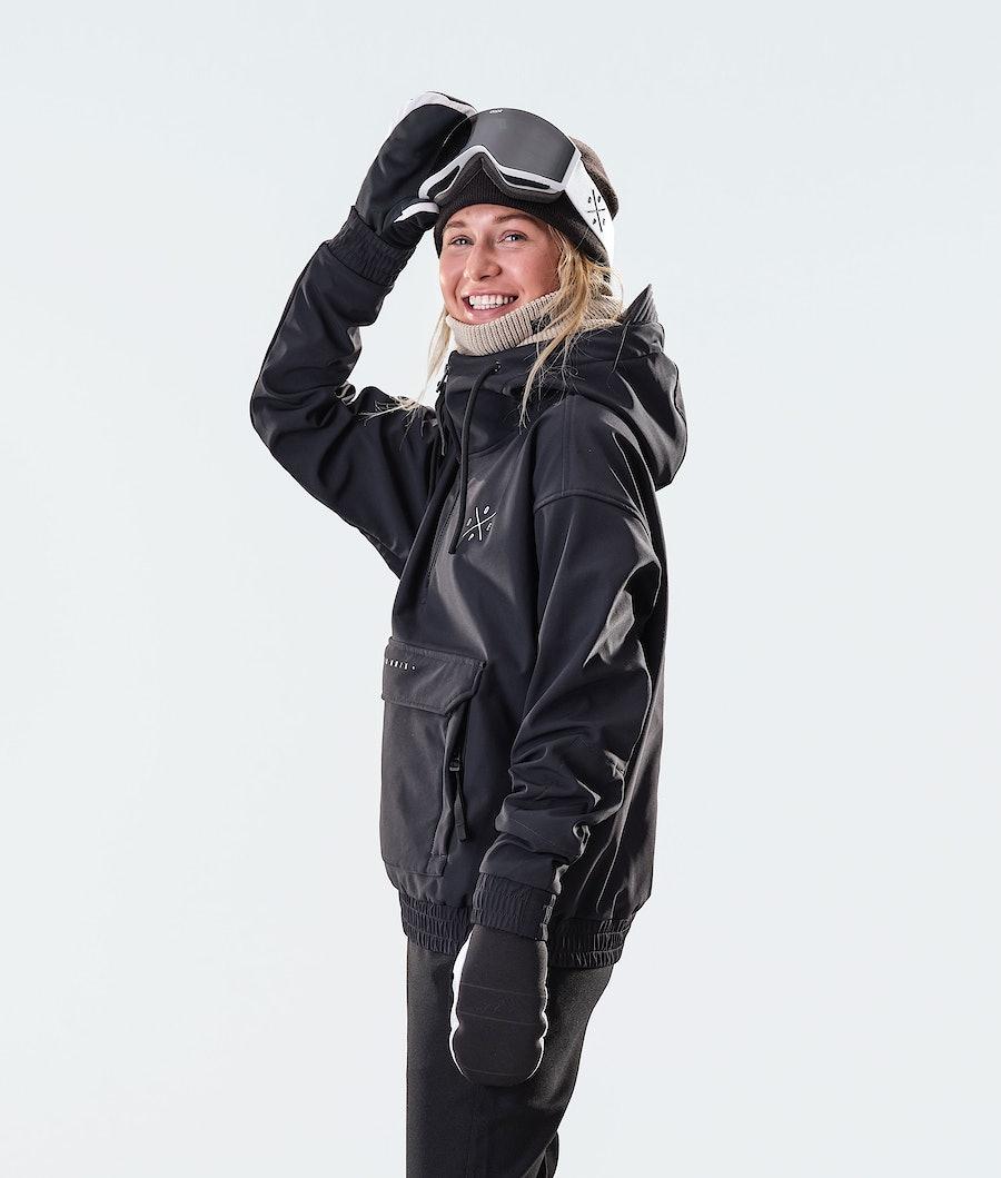 Dope Cyclone W Women's Snowboard Jacket Black