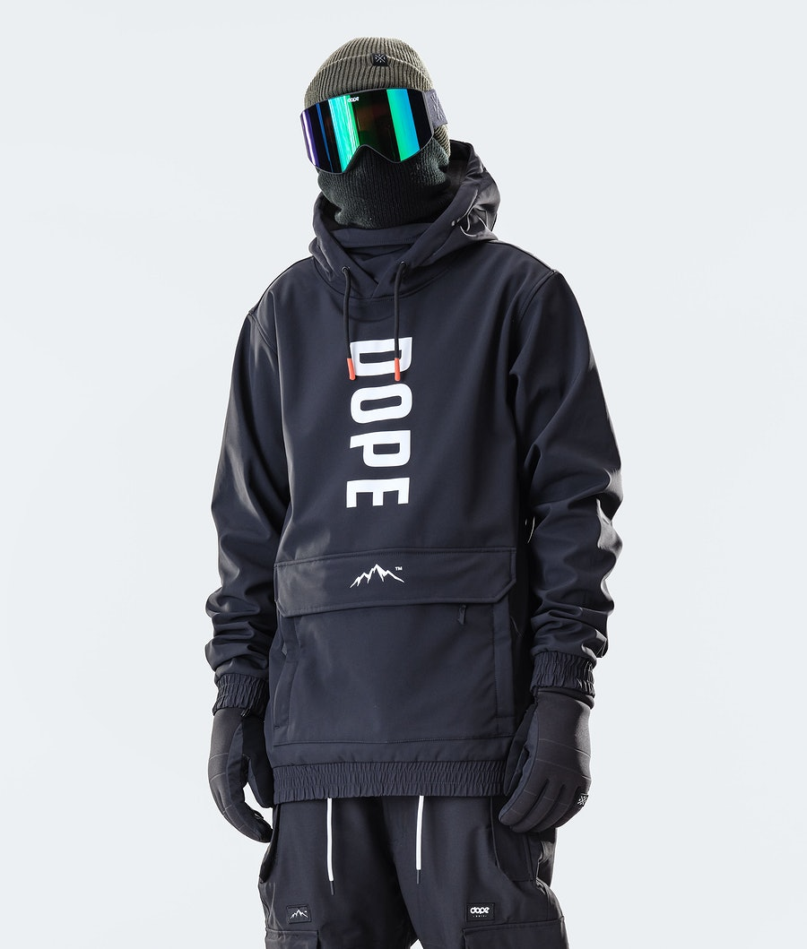 Dope Wylie OG Snowboard Jacket Black