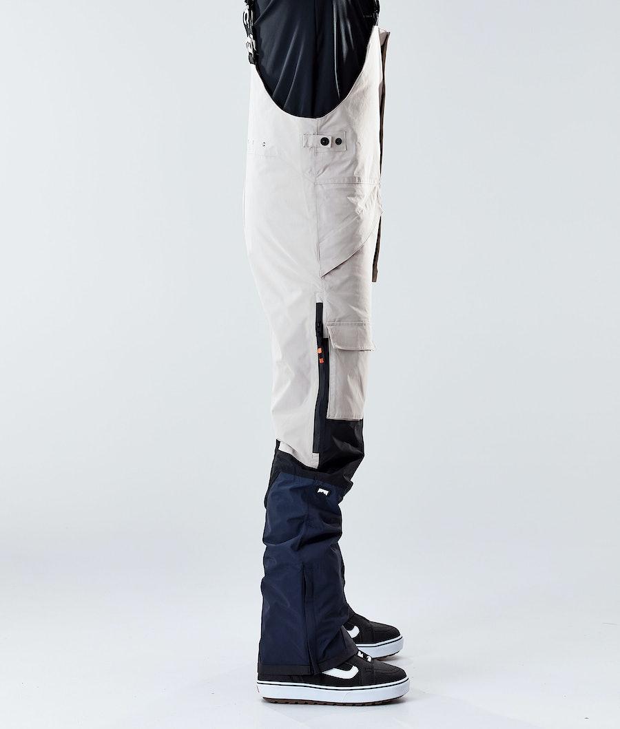 Montec Fawk Snowboard Pants Sand/Black/Marine