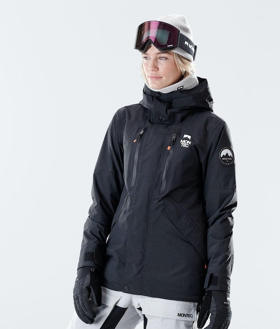 Roc W Ski Jacket Women Black