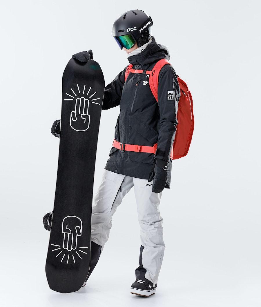 Montec Virago W Women's Ski Jacket Black