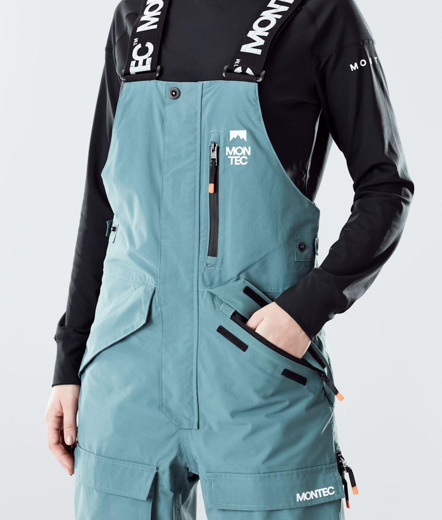 Montec Fawk W 2020 Snowboardhose Damen Atlantic