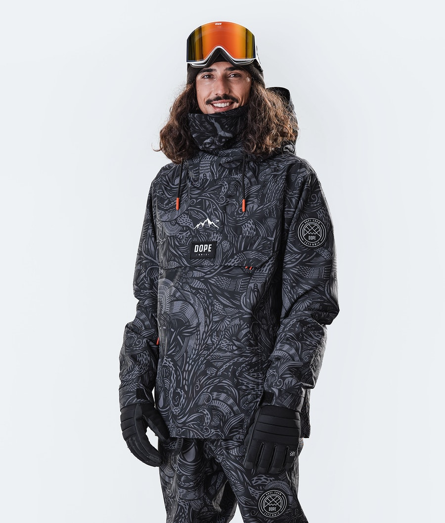 Blizzard PO Snowboard Jacket Men Shallowtree