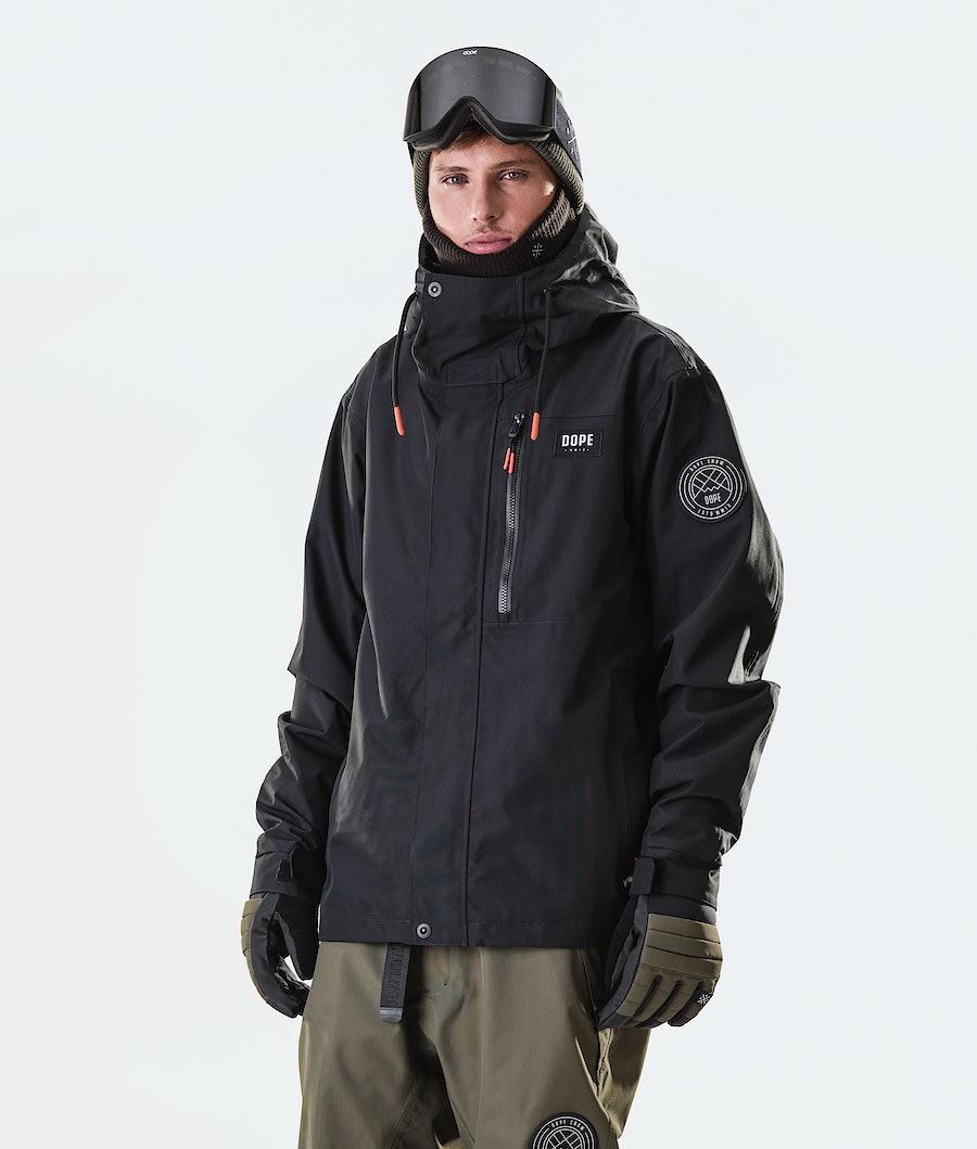 Dope Blizzard FZ 2020 Ski Jacket Black