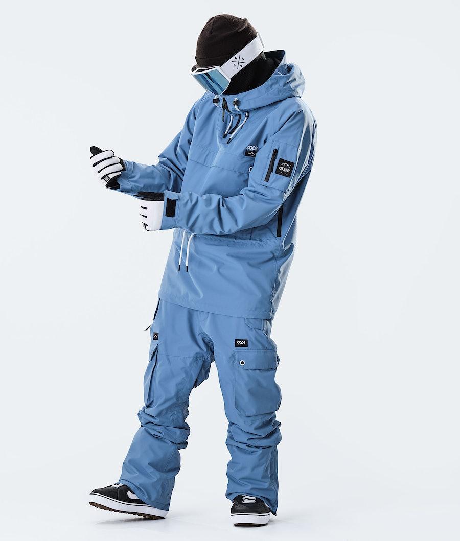 Dope Annok Snowboardjacka Blue Steel