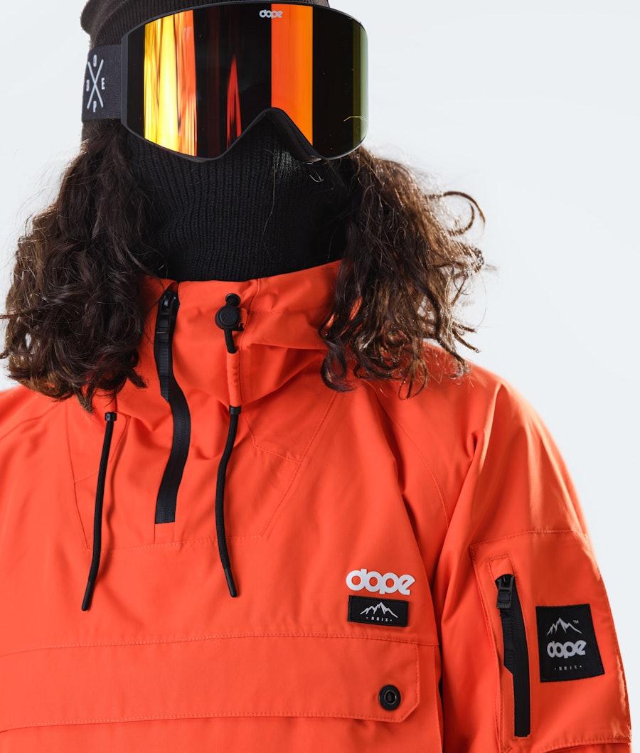 Dope Annok Snowboard Jacket Orange