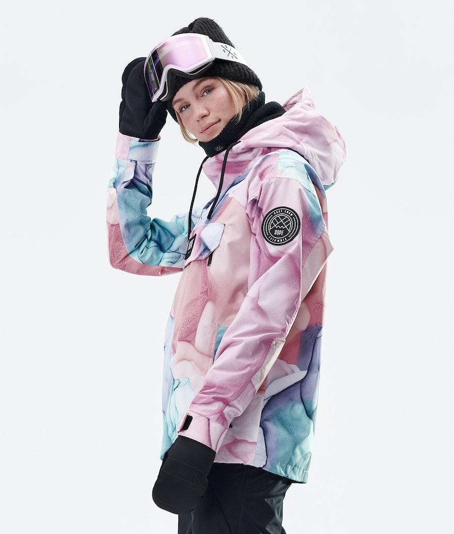 Dope Blizzard PO W Giacca Snowboard Donna Mirage