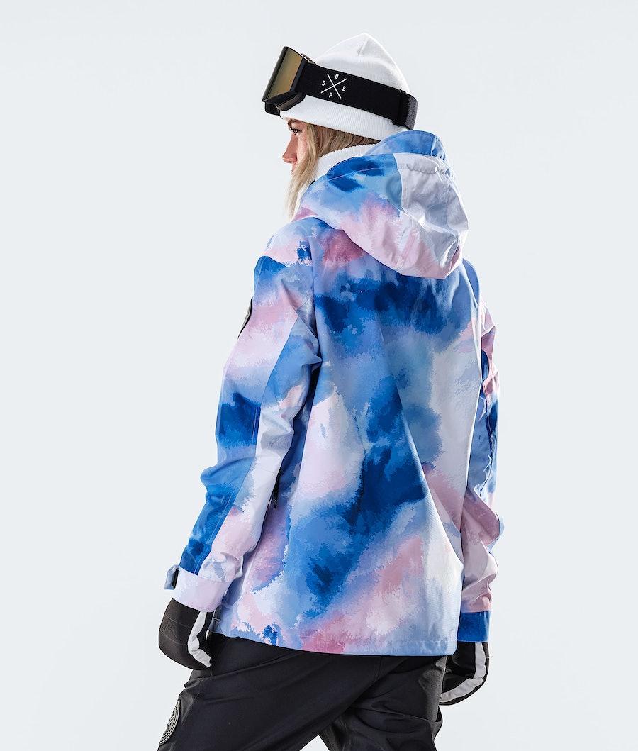 Dope Blizzard PO W Women's Snowboard Jacket Cloud