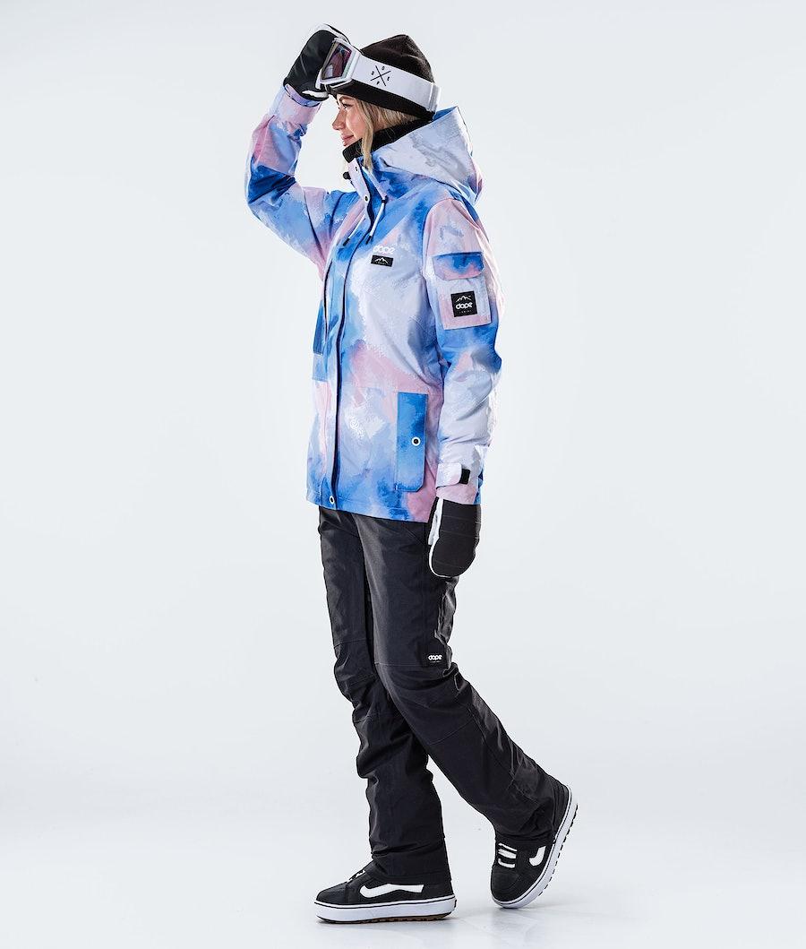 Dope Adept W Women's Snowboard Jacket Cloud