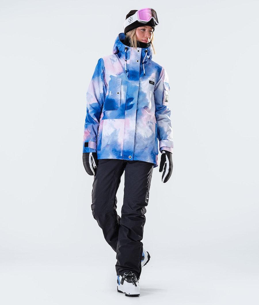 Dope Adept W Ski jas Dames Cloud