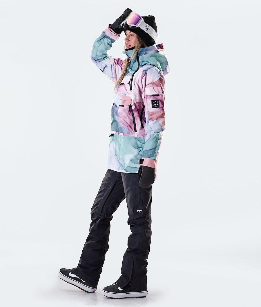 Dope Akin W Giacca Snowboard Donna Mirage