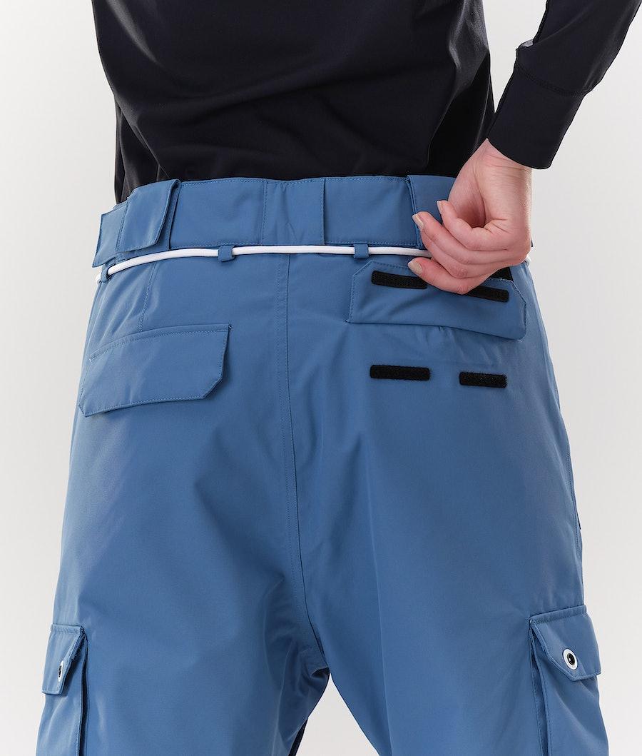 Dope Iconic W Women's Snowboard Pants Blue Steel